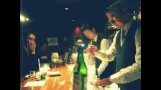 [動画]Cocktail Takumi (Martini of Beso)