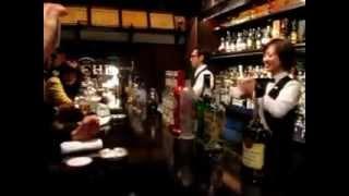 [動画]Cocktail Takumi (BAR ARCHE)