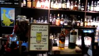 [動画]Cocktail Takumi  (Little Bar)