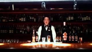 [動画]Sherry Cobbler  シェリーコブラー