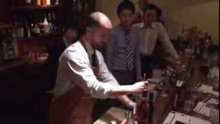[動画]Cocktail Takumi ( Jim meehan )NYC meets NARA