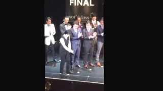 [動画]Cocktail Takumi (master Angus call winner  Kurakami-San)