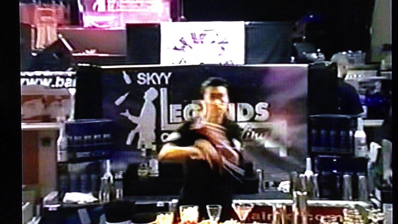 [動画]Hojo Tomoyuki of Flair video(1999〜2006) ANFA会長 北條智之のフレア映像
