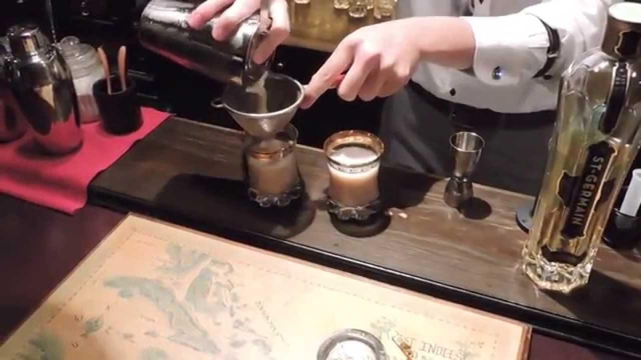 [動画]Cocktail Takumi (瀬川の練習風景)