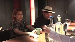 [動画]有名女性バーテンダーが作るカクテル&タコスの人気店【はしご酒  後編】