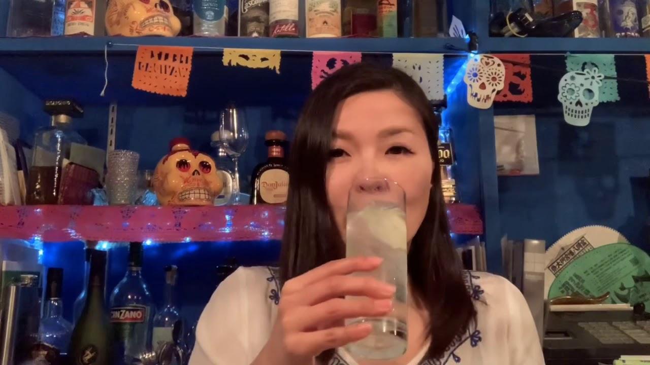 [動画]テキーラバー女店主のオススメ、簡単おうちテキーラカクテル