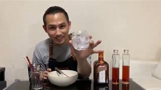 [動画]おうちカクテル with Cointreau #4 「Fragrance」 By  ザ・ペニンシュラ東京Peter Bar 田中 大智さん
