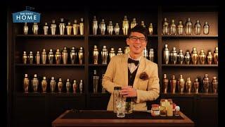 [動画]秋谷 修二さん考案「アップル&アップル」  チャリティー部 × BAR TIMES HOME 〈STAY HOME おうちカクテル〉
