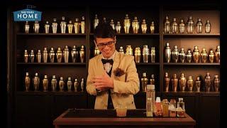 [動画]秋谷 修二さん考案「ペミーシリン」  チャリティー部 × BAR TIMES HOME 〈STAY HOME おうちカクテル〉