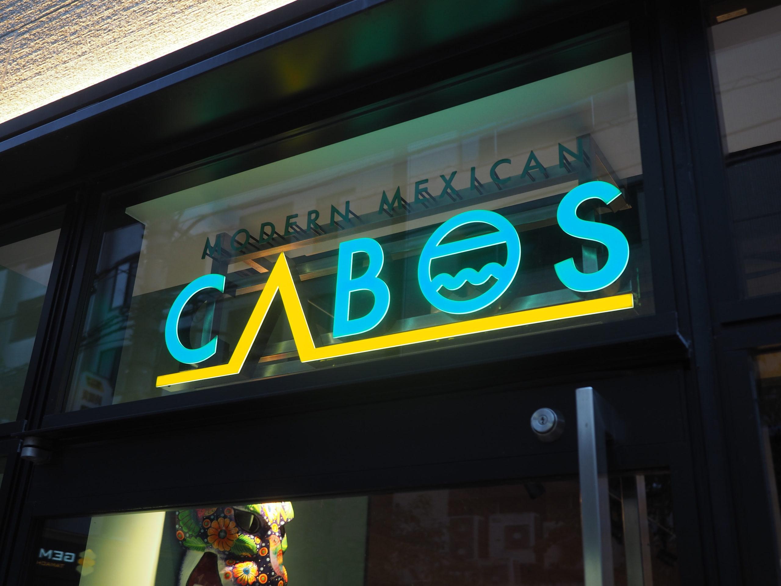 オンラインバー / Modern Mexican CABOS