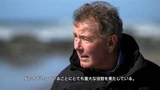 [動画]ブルックラディ 「海の影響」