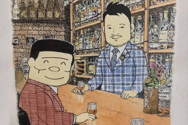 BAR LIVET/ BAR Shinjuku Whisky Salon